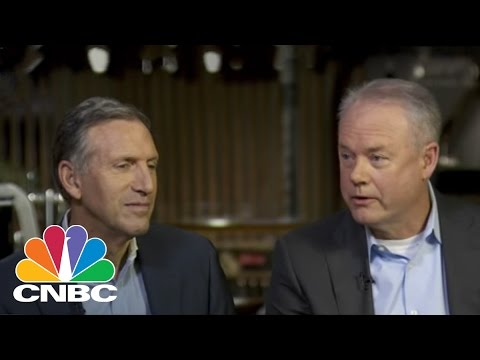Howard Schultz: No Brand Has Accomplished What Starbucks Has In China | Squawk Box | CNBC