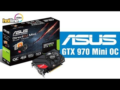 Обзор видеокарты ASUS GTX 970 Mini OC: многое в малом