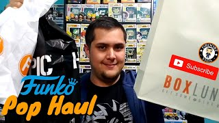 HUGE Funko Pop Haul | Trade with The Bearded Pop Hunter