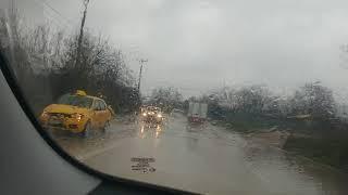 Bursa'da Son Dakika Hava Durumu 18 Ocak 2018 DGNDNZ