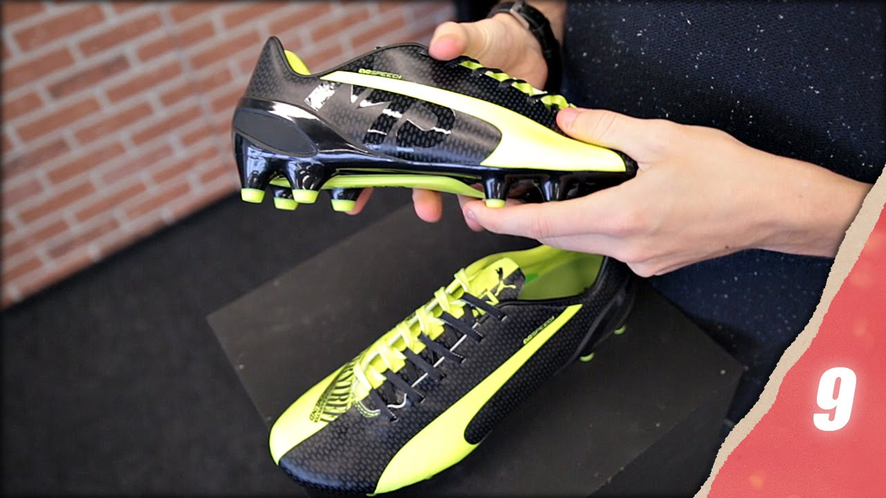 special sales nice cheap exclusive shoes PUMA evoSPEED 1.3 Marco Reus Limited Edition Football Boots - Christmas in  Unisport 2014 Episode 9