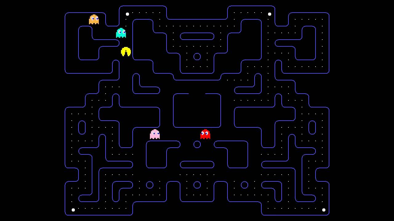 It's just a picture of Remarkable Pics of Pacman