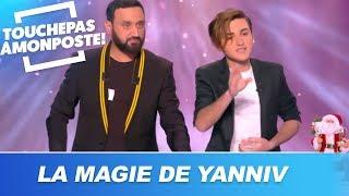 Yanniv (Incroyable Talent) : son tour de magie bluffe les chroniqueurs de TPMP !