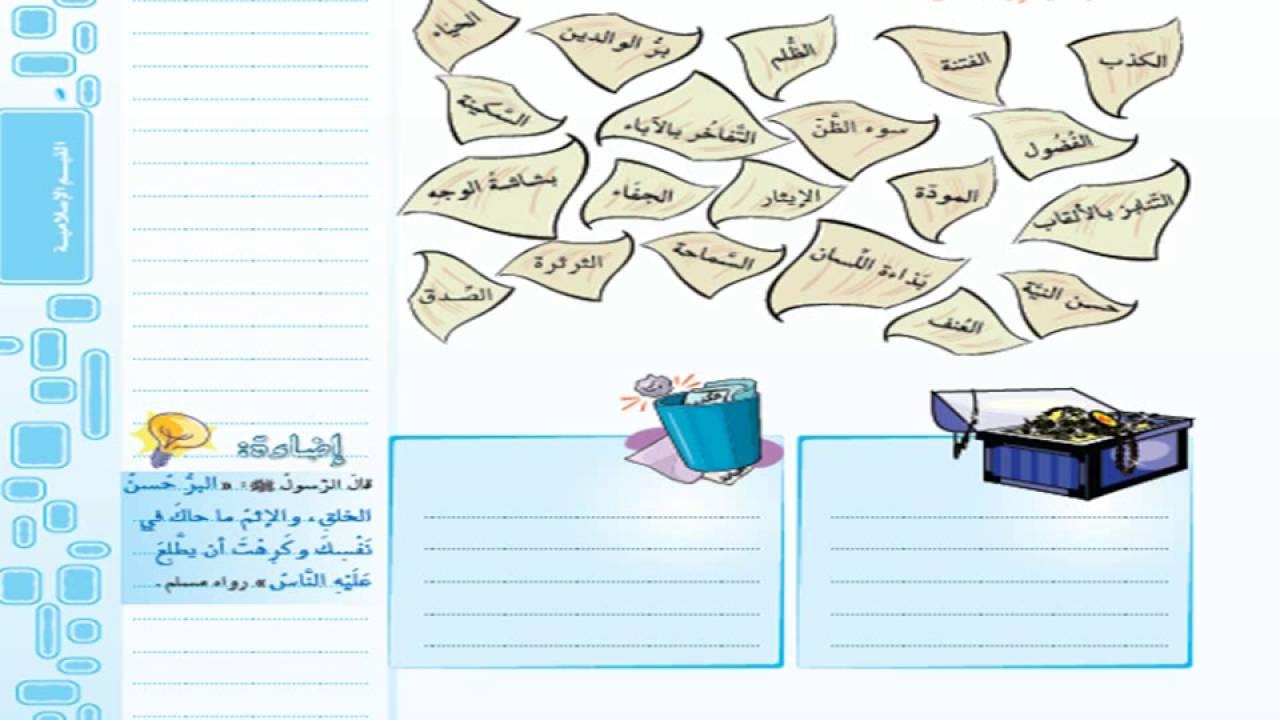 حل لغتي كتاب الطالب
