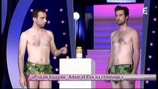 Les Décaféinés [5] Pas de tournée Adam et Eve au chômage - ONDAR