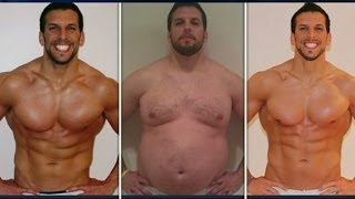 Repeat youtube video Personal trainer fattens up on purpose