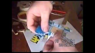 Каркас катушки из картона для трансформатора(Способ изготовления каркаса трансформаторной картонной катушки из подручных материалов. Для тех, кто само..., 2010-09-26T15:30:07.000Z)