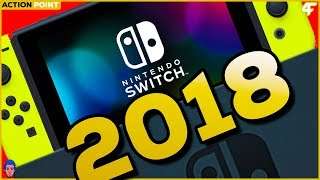 2018 Will be THE BEST Year for Nintendo Switch Games