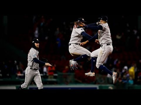 Astros vs Red Sox | ALCS Highlights Game 1ᴴᴰ