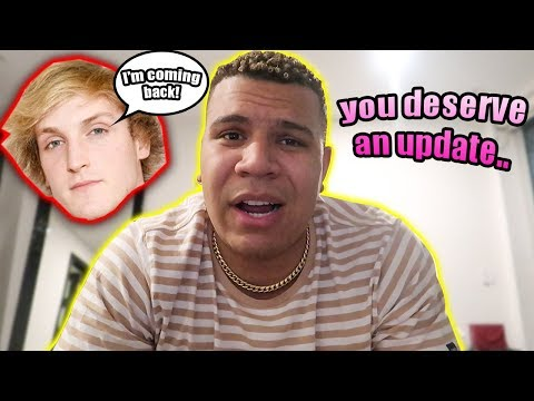 Logan Paul update... (BREAKING NEWS)