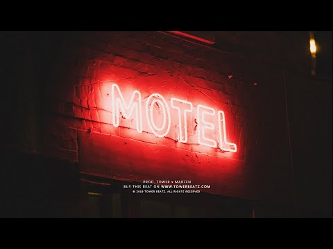 M O T E L – Bad Bunny Type Beat – Smooth Chill Trap Beat (Prod. Tower x Marzen)