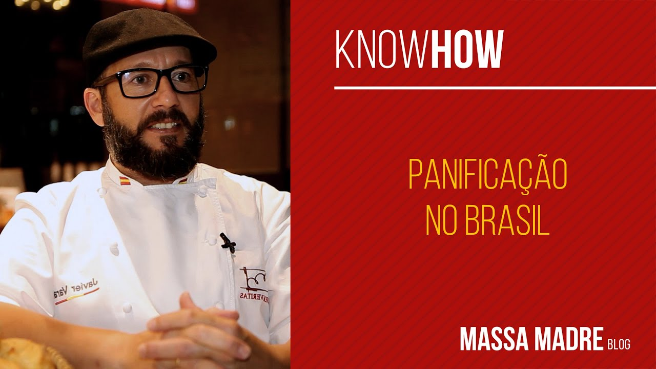 Panificação no Brasil