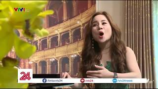 Hương Ly giành giải Bạc cuộc thi Âm nhạc Quốc tế 2018 | VTV24