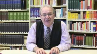 Grigory Gruzman talks about S. Prokofiev Sarcasms - russian