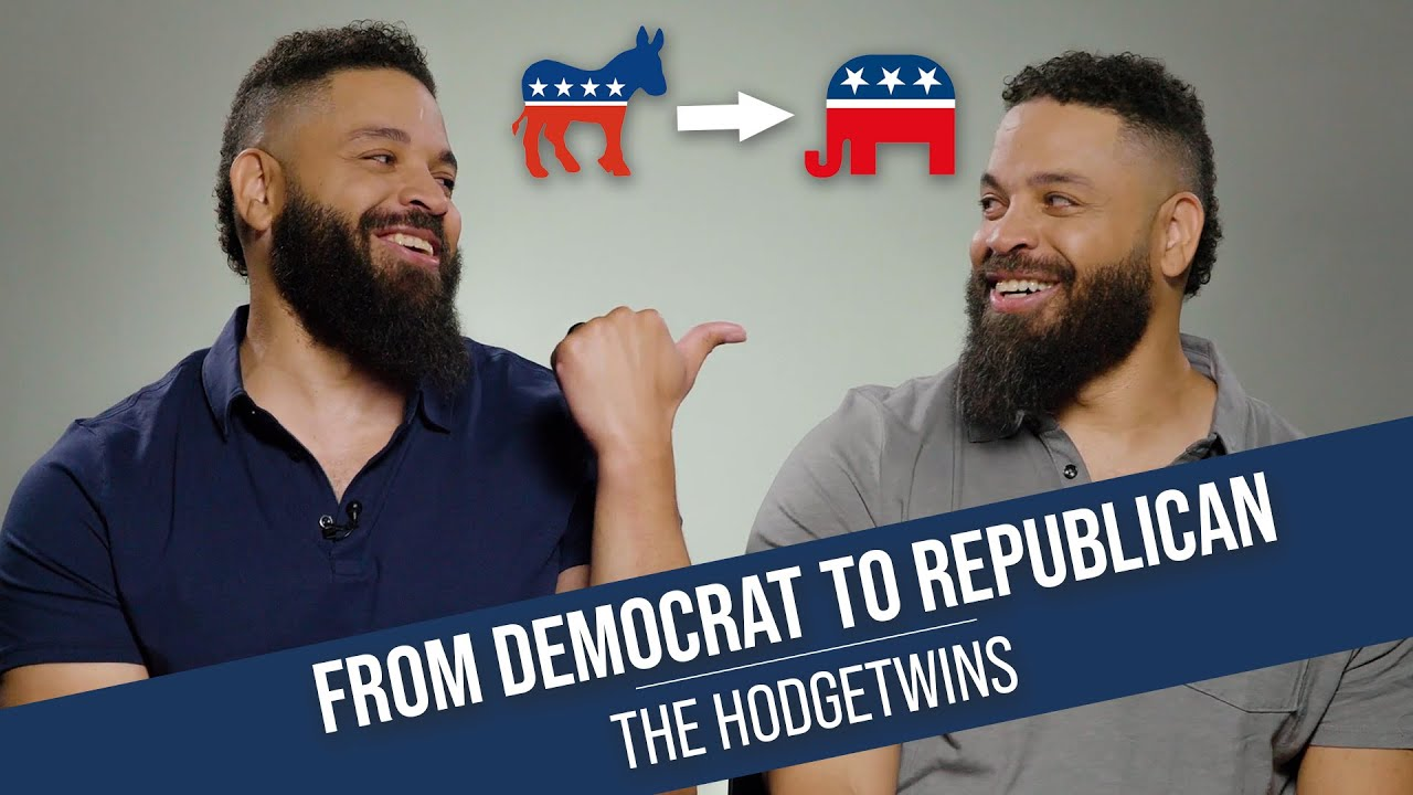 The Conservative Twins Reveal Why They Left The Democratic Party