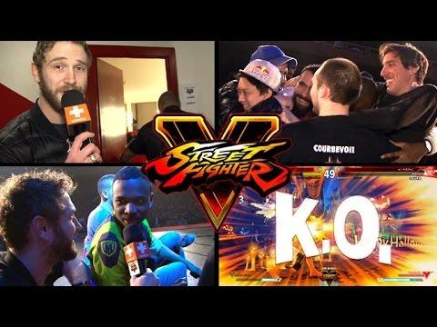Coupe de France Street Fighter V : Notre reportage dans les coulisses de cet event qui frappe fort !