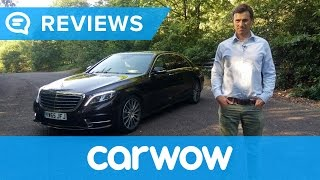 Mercedes S-Class 2013-2017 in-depth review | carwow Reviews