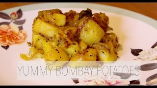 How To Cook Indian Bombay Potatoes