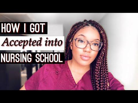 How To Get Into Nursing School