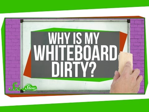 Why Is My Whiteboard So Dirty?
