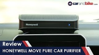 PROMOTED: Honeywell Move Pure Car Air Purifier Review | NDTV CarAndBike