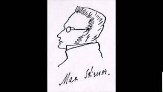 Max Stirner über (allzu-)menschlichen Egoismus