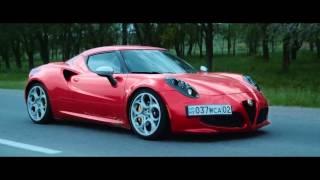 DT Test Drive — Alfa Romeo 4C