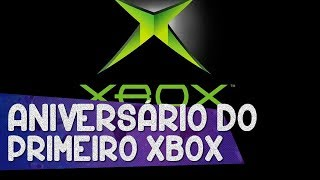 BLACK FRIDAY na PlayStation Store e 17 anos do primeiro Xbox