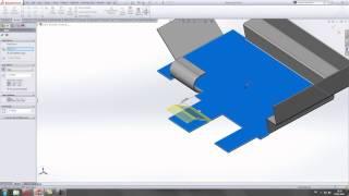 10 Урок. Листовой металл в SolidWorks