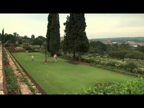 Pretoria Gauteng Capital
