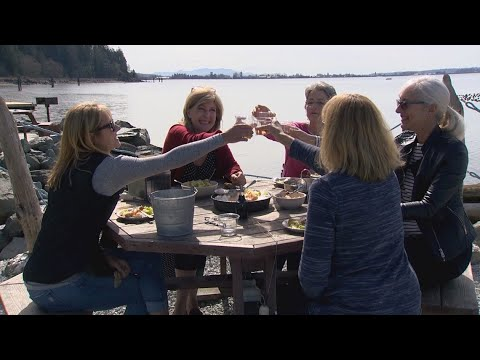 Taylor Shellfish Farms Is An Oyster Oasis Right Off Chuckanut Drive - KING 5 Evening