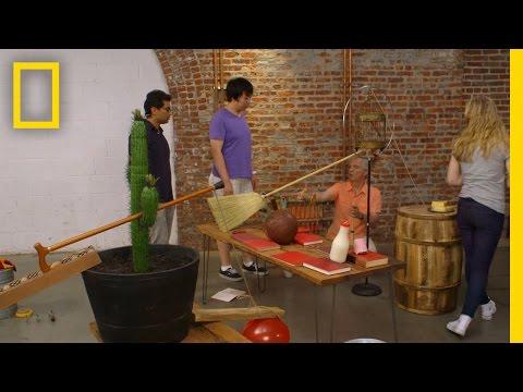 Rube Goldberg Mouse Trap | Brain Games