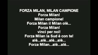 Chants Ac Milan