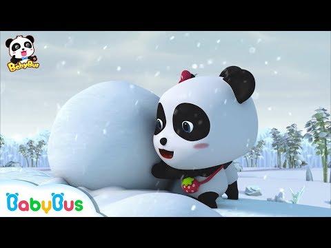 Нос для снеговика | Сборник мультиков | Кики и его друзья | Детские мультики | BabyBus