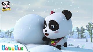 Нос для снеговика Сборник мультиков Кики и его друзья Детские мультики BabyBus