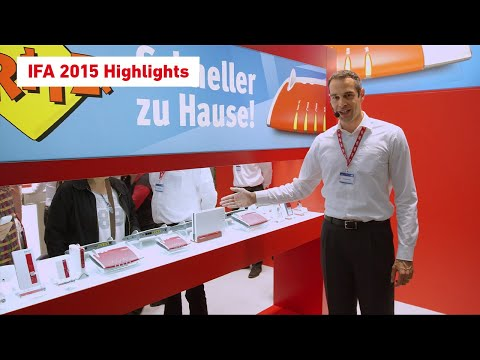 AVM at IFA 2015: Highlights