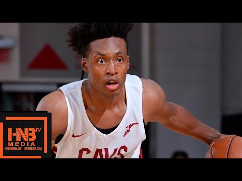 Cleveland Cavaliers vs Toronto Raptors Full Game Highlights / July 15 / 2018 NBA Summer League