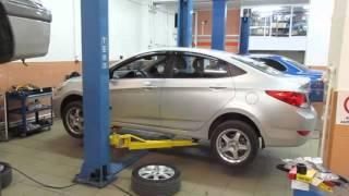 Hyundai Solaris 225 резина