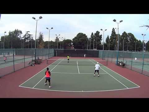 Tennis - USTA 4.0 Mixed Doubles - 001