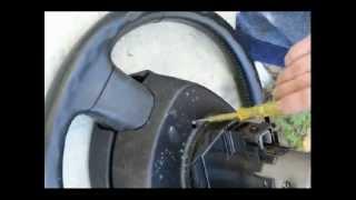 Разборка Ford снимаем подушку безопасности с руля(, 2013-10-10T12:38:50.000Z)
