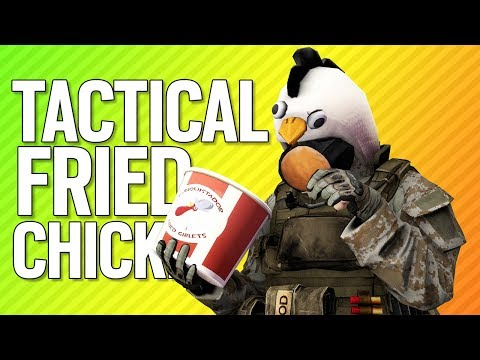 TACTICAL FRIED CHICKEN | World of Tanks thumbnail