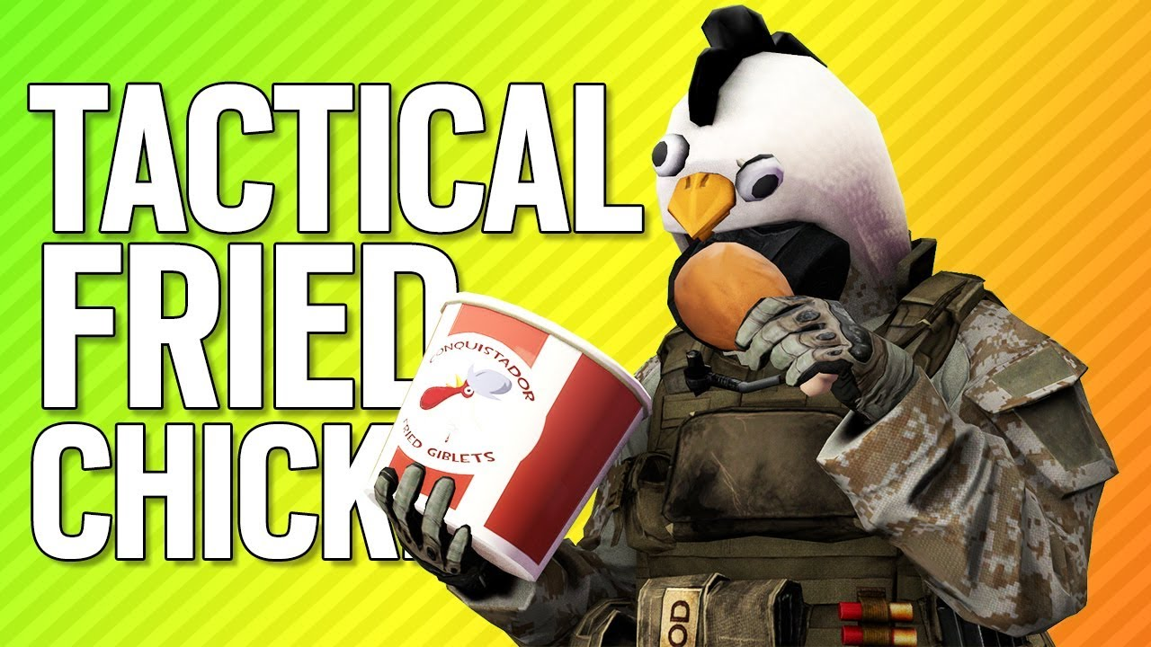 TACTICAL FRIED CHICKEN | World of Tanks