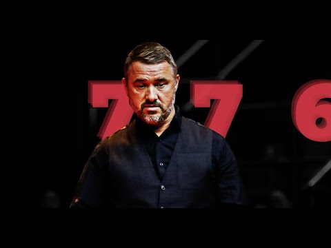 Stephen Hendry's 776th Career Century 👌