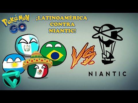 Latino América Contra Niantic - Noticias Pokemon GO