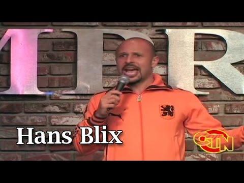 Maz Jobrani - Hans Blix (Funny Videos)