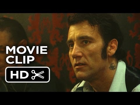 Blood Ties Movie CLIP - Touch a Hair (2014) - Clive Owen Movie HD
