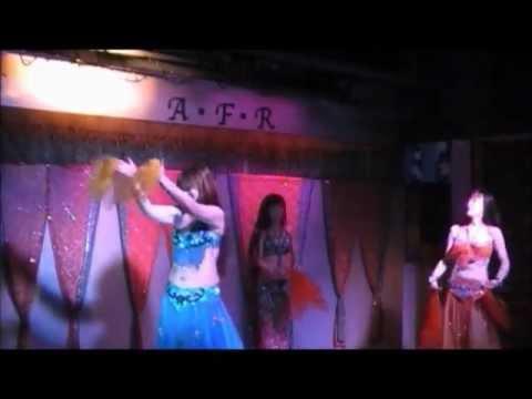 ベリーダンス 横浜