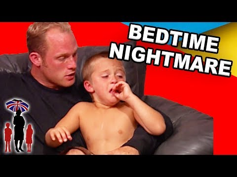 These Kids Won't Go to Sleep! | Bedtime | Supernanny