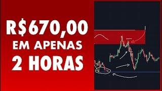day trade r67000 reais em menos de 2 horas mini índice bovespa