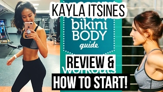 kayla itsines   bbg review   how to get started   neonrouge73